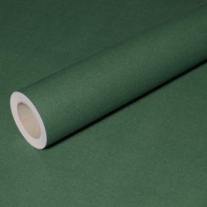 50m x 0,75m JUNOPAX® Geschenkpapier dunkelgrün | nassfest