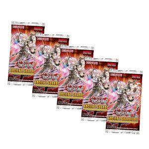 YuGiOh! Ancient Guardians | 5 Booster | DEUTSCHE Ausgabe | Yu-Gi-Oh Karten