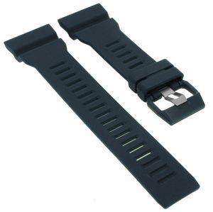 Casio Ersatzband   Uhrenarmband Resin blau G-Shock für GBA-800-2AER