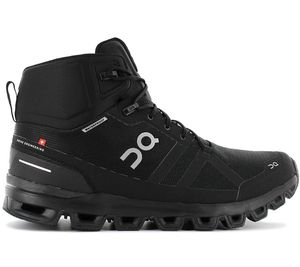 ON Laufschuhe Cloudrock Waterproof - 99854 All Black / 10