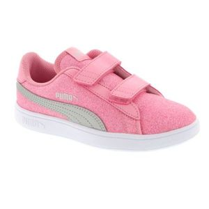 Puma Mädchen Sneakers in der Farbe Rosa - Größe 35