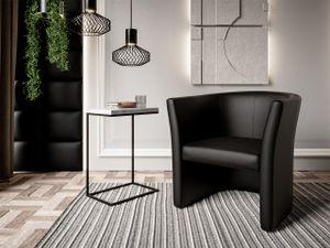 Mirjan24 Sessel Cuba, Elegant Relaxsessel, Polstersessel, Stilvoll, Moderne (Farbe: Dolaro 08)
