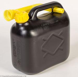 Kraftstoffkanister Benzinkanister Dieselkanister von Jagtenberg 5 Liter
