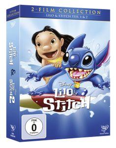Lilo & Stitch, Doppelpack DVD