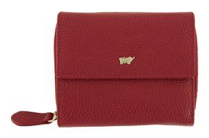 Braun Büffel Asti Zip Wallet M Red