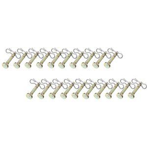 1 Set Schneefräse Scherstift Splint Kompatibel für 714-04040 738-04124