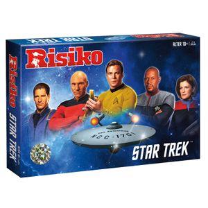 Risiko Star Trek Strategie Spiel Gesellschaftsspiel Brettspiel - streng limitiert - deutsch