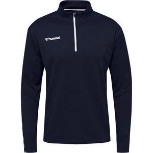 Hummel hmlAuthentic Half Zip Sweatshirt, XL