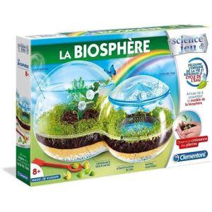 CLEMENTONI Science & Game - Die Biosphäre - Wissenschaftliches Spiel
