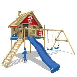 Spielturm WICKEY Smart Sky Garten Kinder Kletterturm Stelzenhaus