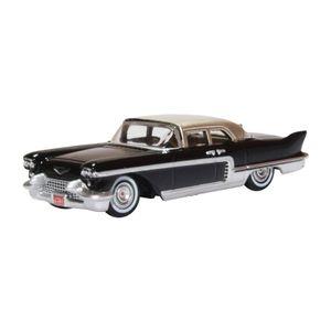 Oxford 87CE57001 Cadillac Eldorado Brougham schwarz/silber Maßstab 1:87 Modellauto