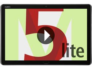 HUAWEI MediaPad M5 lite, Tablet, 32 GB, 3 GB RAM, Android? 8, EMUI 8.0, Grau