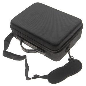 vhbw Tragetasche passend für DJI Mavic Pro Drohne Quadcopter, Hartschalen-Koffer, Transport-Tasche schwarz