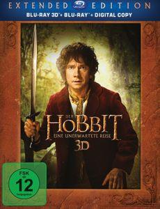 Der Hobbit - Extended Edition (3D Vers. / 5 Discs)
