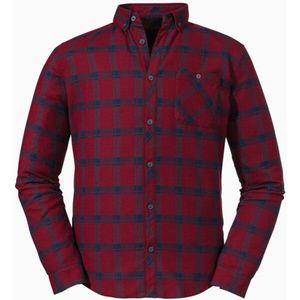 SCHÖFFEL Shirt Gateshead M NG RED NG RED 50