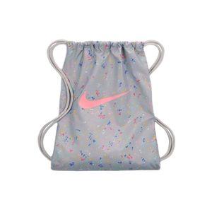 Nike Sportbeutel Gymbag NIKE Y NK GYMSACK AOP grau