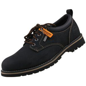 Dockers Herren Schnürschuh 39WI010-401100 schwarz , Herren Größen:46, Farben:schwarz