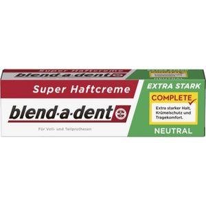 blend-a-dent Super-Haftcreme Complete extra stark neutral 47g