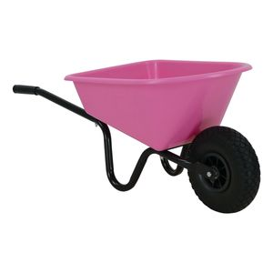 ALTRAD FORT Kinderschubkarre pink Garten Schubkarre Kinder Zertifikat PolyurethanRad
