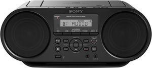 SONY Bluetooth-Stereo-CD/MP3-Boombox ZS-RS60BT