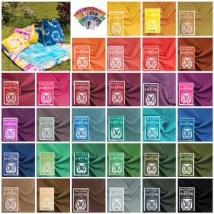 10g Batikfarbe Textilfarbe Stofffarbe färben, Farbe wählbar aus 30 Nuancen, Farbe:lila