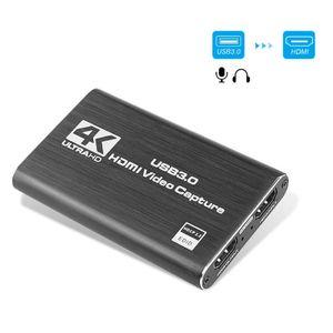 4K Spiel Capture Karte USB3.0 Video Capture HDMI Game Capture Karte