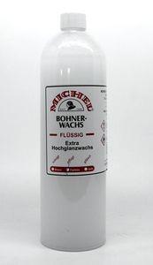 Michel Bohnerwachs Farblos 1,0L Naturwachs reinigt, pflegt u. glänzt