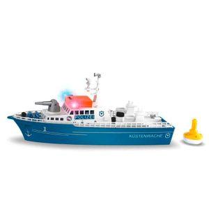 Siku 5401 Polizeiboot blau/weiss