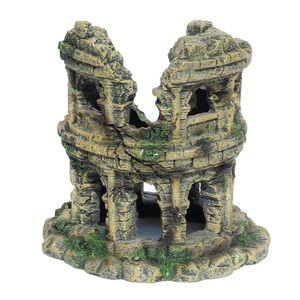 Aquarium Wasser Römisches Kolosseum Modell Dekor Aquarium Dekorationen