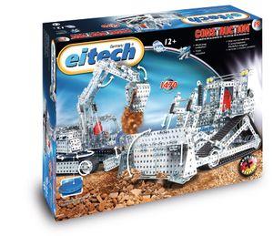 eitech - Mega Raupe / Kettenbagger - 00019