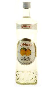 Prinz Marillenschnaps 1,0l, alc. 40 Vol.-%