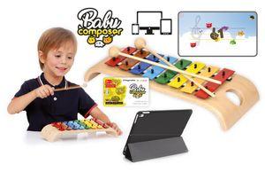 Baby Composer Glockenspiel-Set (mit App/Lernsoftware)