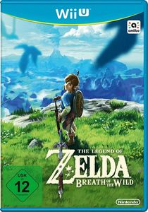 Zelda  Breath of the Wild  WiiU  PEGI multi
