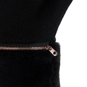 Vulpés Mercury - beheizbare Fäustlinge | Kuschelig warm und komfortabel | hochwertige Materialien (Eco Fur) | Handgefertigt in Italien