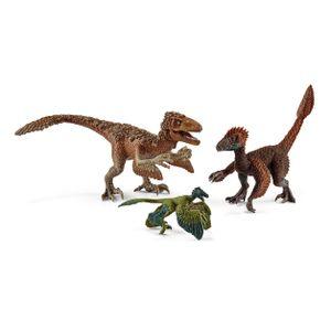 Schleich - Tierfiguren, Gefiederte Raptoren; 42347