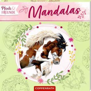 Die Spiegelburg Pferdefreunde Mandalas