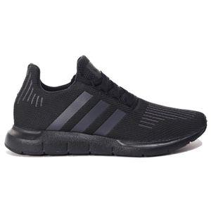 adidas Originals Sneaker Swift Run Junior Schwarz Schuhe, Größe:36 2/3