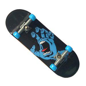 Mini Cute Fingerboard Finger Skate Board Junge Kinderspielzeug Geburtstagsgeschenk B B. Skateboard 110 x 32 mm Mini süßes Griffbrett