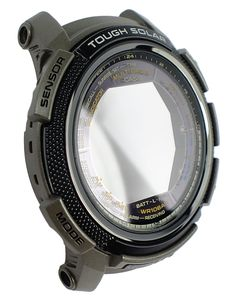 Casio Pro Trek Kunststoff Gehäuse mit Glas mehrfarbig > PRW-2000T-7ER