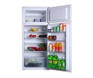 respekta Kühlschrank Einbau Kühlgefrierkombination Gefrierfach Kombi 144 cm