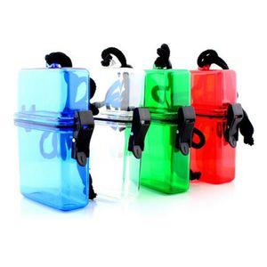 Aufbewahrungsbox Tragbares Geh?use Kunststoff Wasserdichtes Kunststoffschwimmen