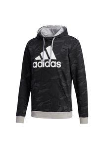 Adidas M E Aop Hdy Black/White S