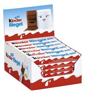 Ferrero kinder Riegel 36er Big-Pack (36 x 21g Riegel)