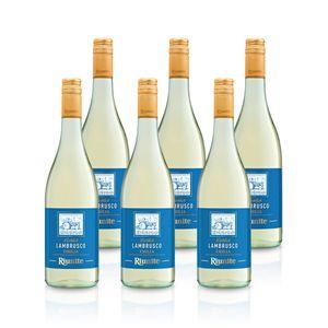Lambrusco Dolce Bianco IGT - Cantine Riunite, Paket mit:6 Flaschen