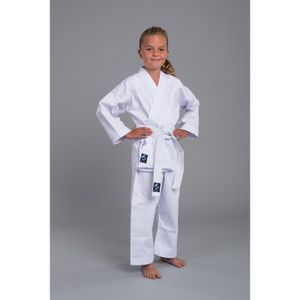Karate  Anzug Erwachsene & Kinder BASIC : 140,140