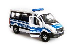 MERCEDES BENZ Sprinter Polizei Modellauto Metall Modell Auto Spielzeugauto 92