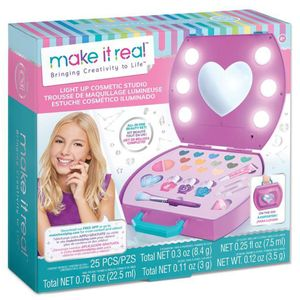 make it real Beleuchtetes Kosmetikstudio