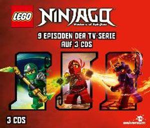 Lego Ninjago - Hörspielbox 3