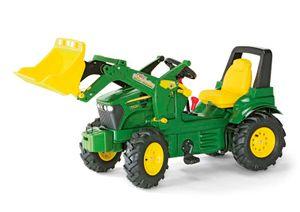 rolly toys Farmtrac John Deere 7930 Trettraktor, Maße: 146x52,5x77 cm; 71 012 6