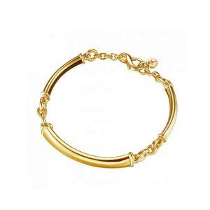 Joop Damen Armband Armkette Silber gold  SOFIA JPBR90350B195